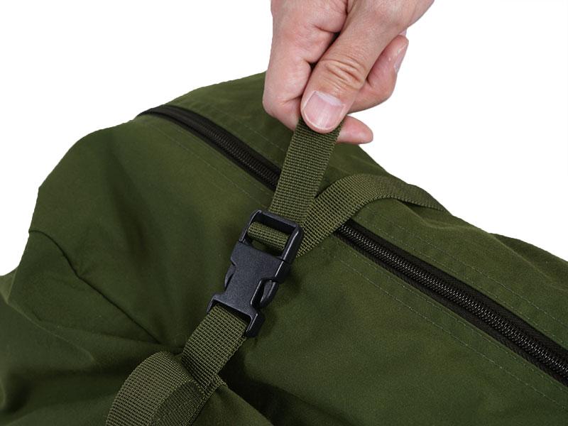 ソロソウルウォウウォウの各部の特徴(専用コンプレッションバッグ)