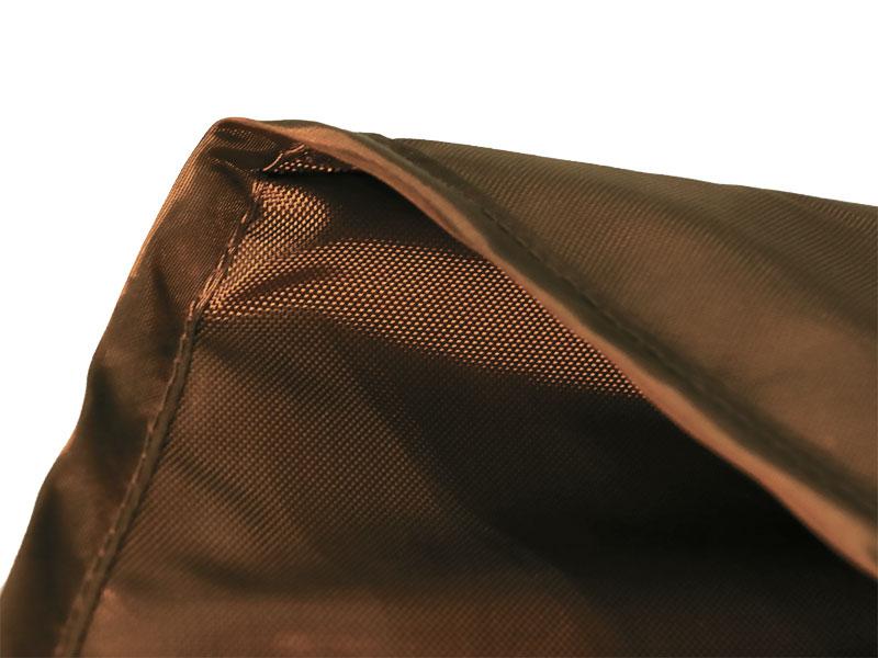 タケノコテント用マットのメインの特徴(地面の凸凹を吸収する6mm厚インナーマット)