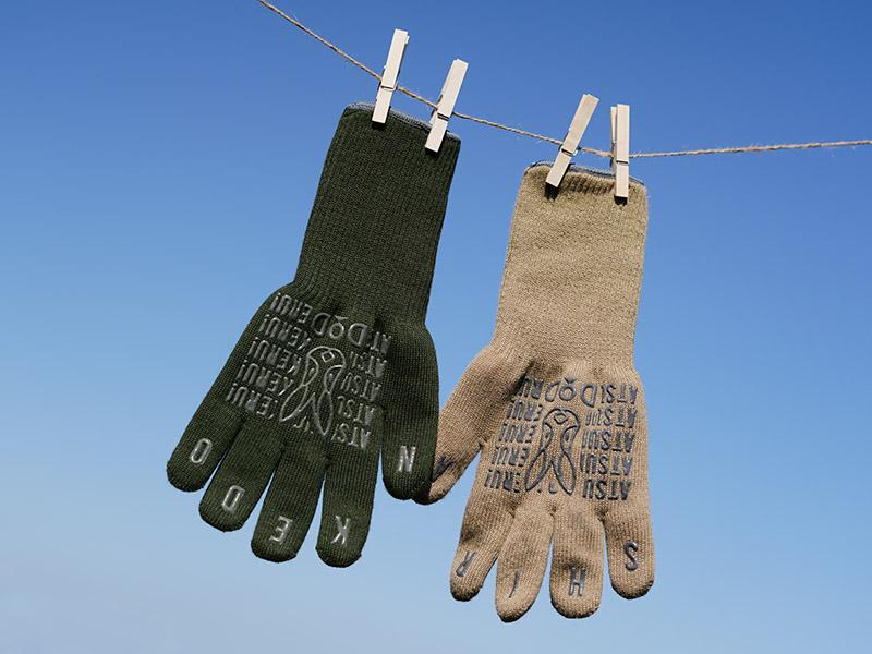アツイノイケルシランケドの各部の特徴(洗濯機で洗える)