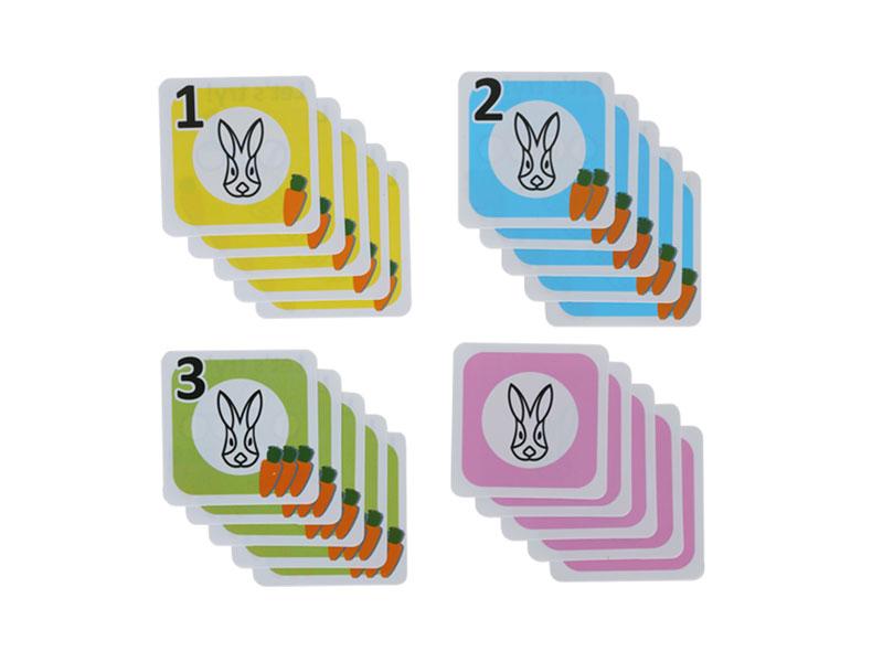 ヤーツの各部の特徴(司令カード)