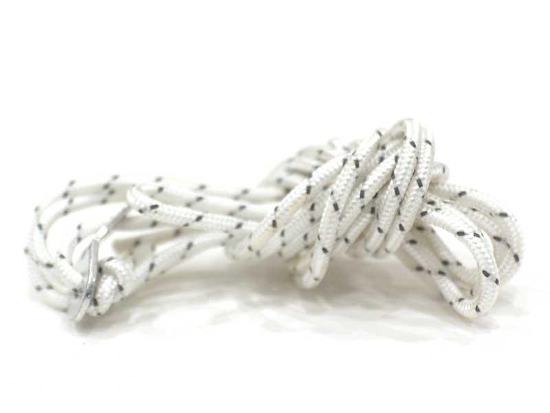 カートゥギャザータープの各部の特徴(ロープ)