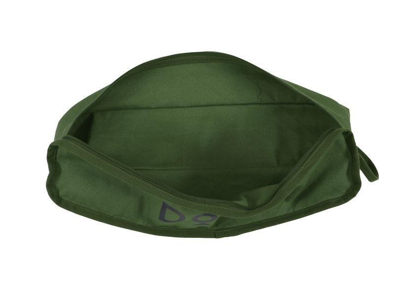 タキビノムコウの各部の特徴(収納しやすいキャリーバッグ)