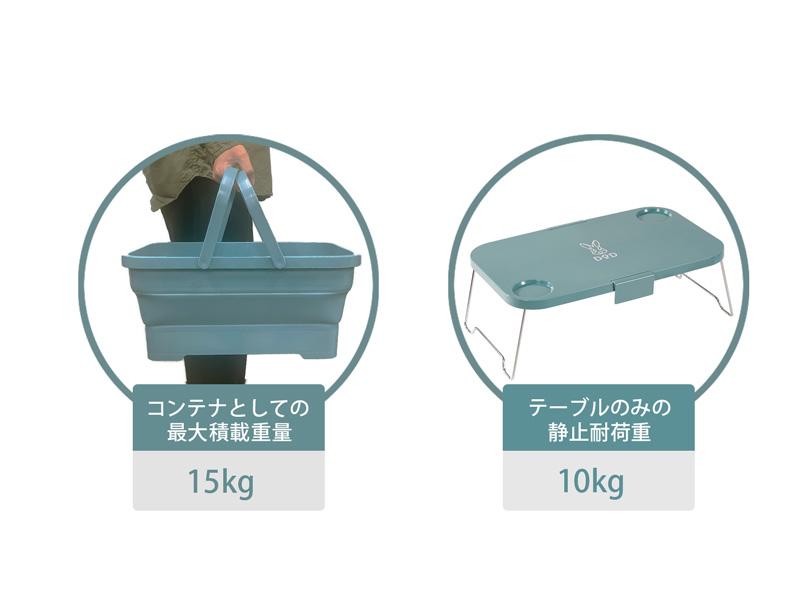 ペシャコンのサイズ画像