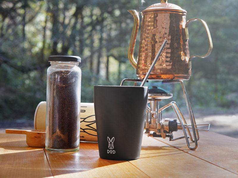 찻잔 우사모의 주요 특징 (뜨거운 커피에 안심 한숨)